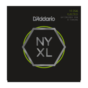 D'Addario NYXL 11-56 Electric Guitar Strings