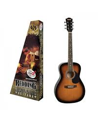 Redding 3/4 Dreadnought Acoustic Guitar - TS