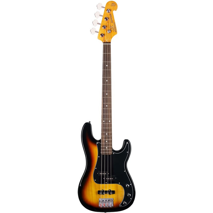 SX Vintage Style Bass Guitar