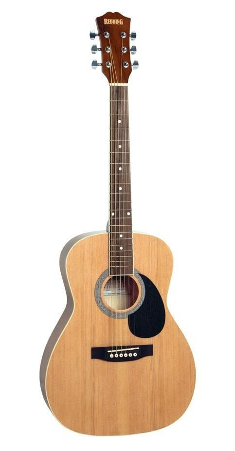 Redding 3/4 Dreadnought Acoustic Guitar