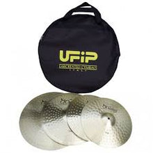 UFIP M8 Series Cymbal Pack