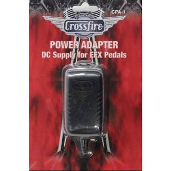Crossfire DC Power Adaptor - EFX Pedals