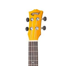 Mojo Concert Ukulele - Natural Satin Finish