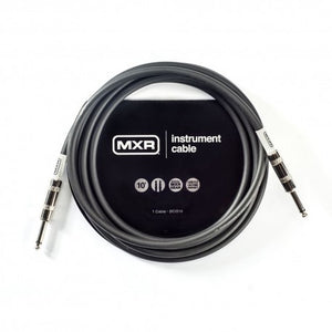 MXR Noiseless Instrument Cable 10'