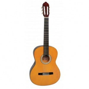 Valencia Full Size Nylon String Guitar - Natural Finish