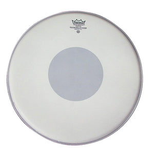 "Remo CSound Coated 14"" Snare Drum Head (reverse dot)"