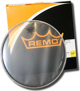"Remo 14"" Ambassador Hazy Snare Head (bottom)"