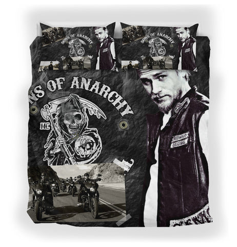 SOA Jax Teller FREE SHIPPING Bedding Sets