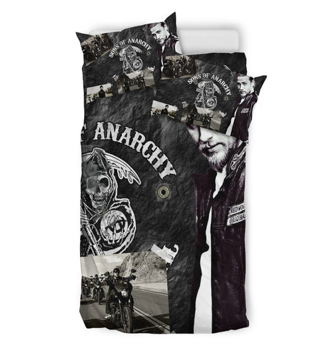 Sons Of Anarchy FREE SHIPPING Bedding Sets- Discount 70% Limited Edition