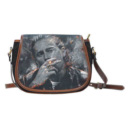 Jax Teller Saddle Bag - Limited Edition  - Discount 60% For CHRISTMAS - Limited Edition - Let Buy Now