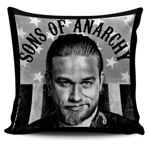 Sons Of Anarchy Pillow-Jax Teller