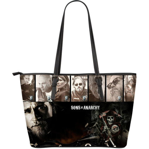 Sons Of Anarchy Leather Bag