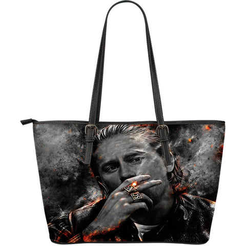 SOA Sons Of Anarchy Leather Bag
