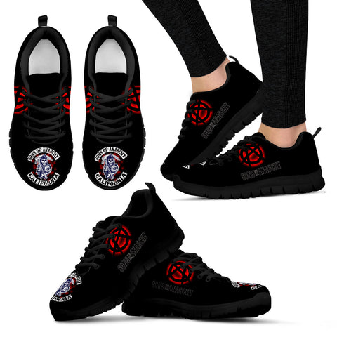 SOA Symbol Sneaker - Discount 60% For Christmas Day