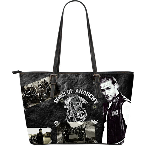SOA Jax Handsome Leather Bag