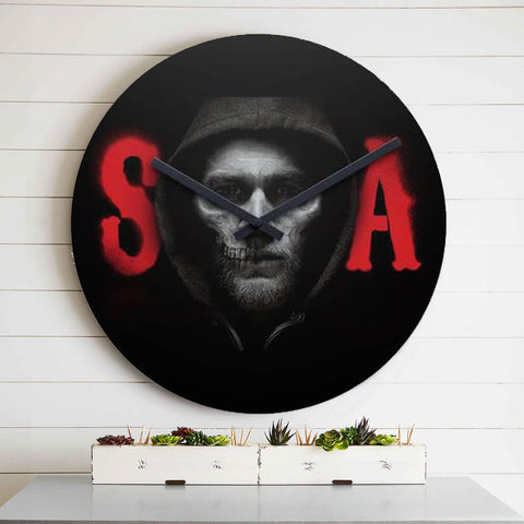 "11"" Round Wall Clock - Discount 60% For Black Friday Day - Limited Edition"