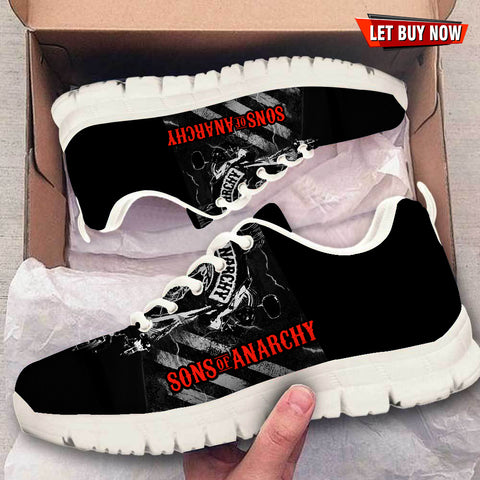 Sons Of Anarchy Sneaker - Limited Edition  - Discount 60% For CHRISTMAS - Limited Edition
