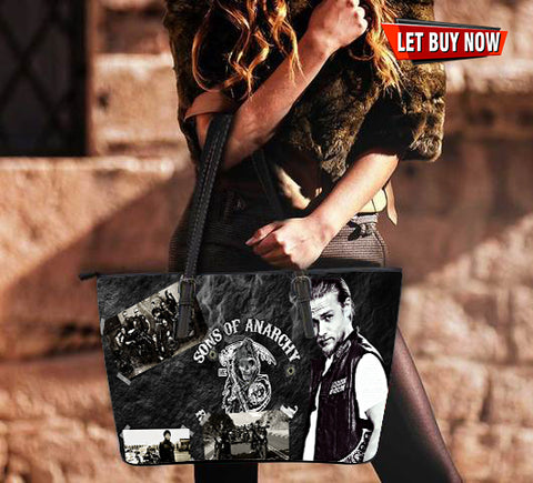 Sons Of Anarchy Leather Bag1-Discount 50% For Christmas Day - Limited Edition
