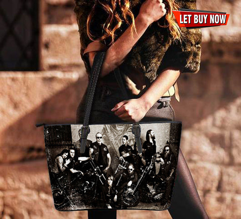 Sons Of Anarchy Leather Bag-Discount 50% For Christmas Day - Limited Edition