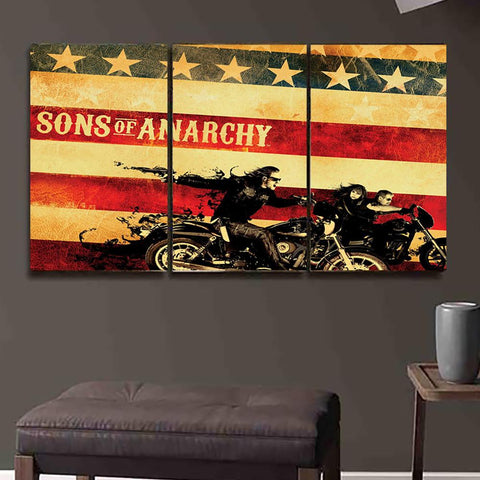 Son Of Anarchy Canvas