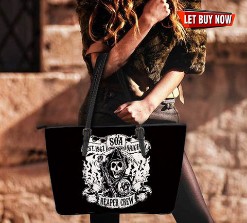 Sons Of Anarchy Leather Bag-This Perfect Gift For Christmas-Discount 50%