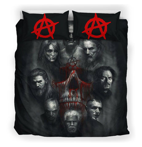 Sons Of Anarchy Zombie FREE SHIPPING Bedding Set Discount 60%  Limited Edition