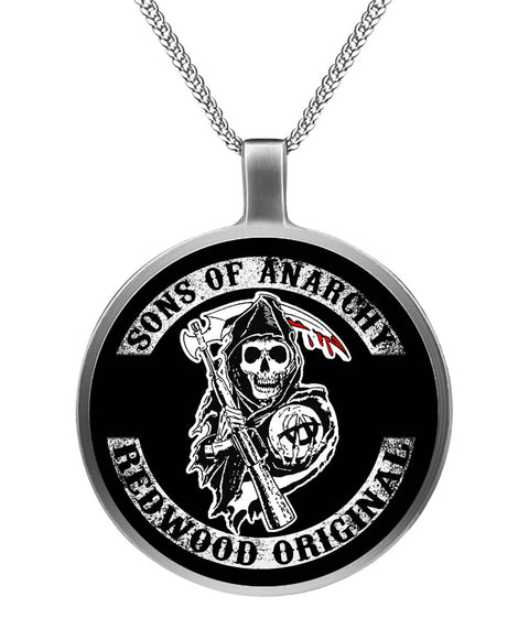 Sons Of Anarchy Circle Necklace