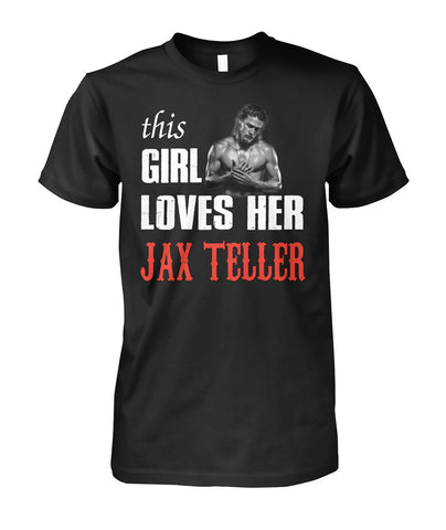 This Girl loves Her Jax Teller - Let Buy Now