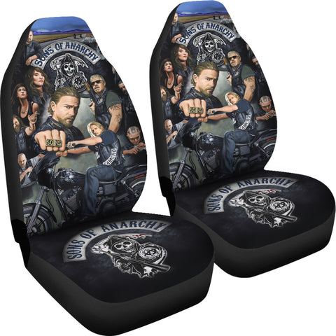 SOA Car Seat Covers -DISCOUNT 50% Limited Edition