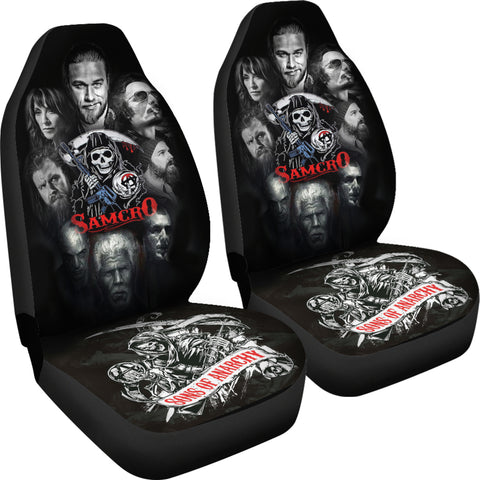 SOA Samcro Car Seat Covers