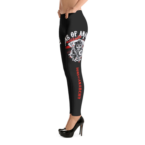 Sons Of Anarchy Legging-Discount 50% Limited Edition