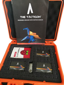 Tactigon One Developer Case