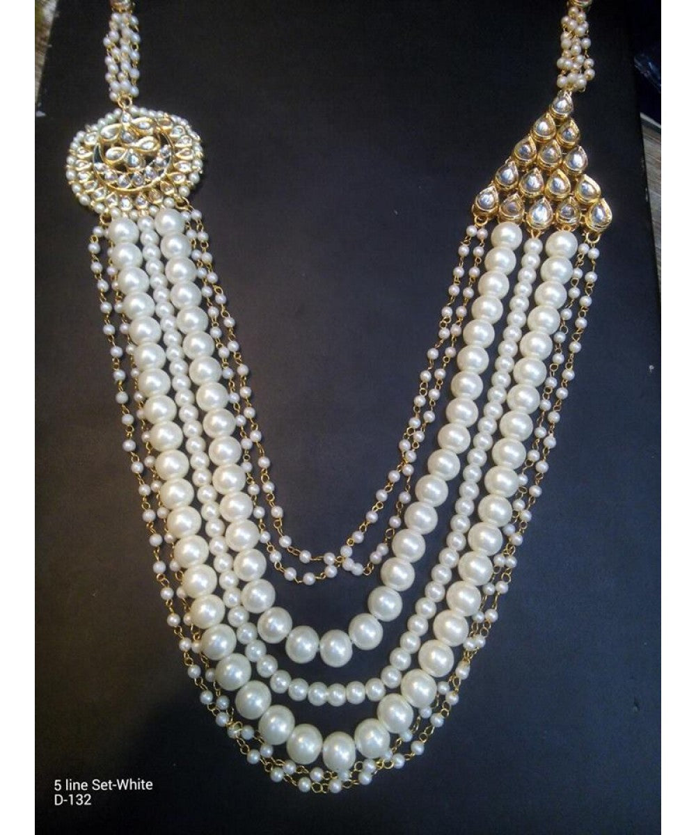 Beautiful Pearls Necklace