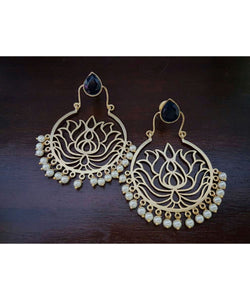 Filigree Work Designer Fancy Earrings