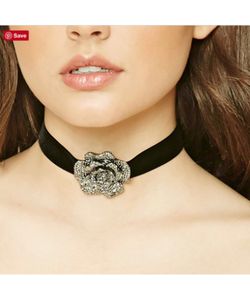 Designer Flowers Chokers