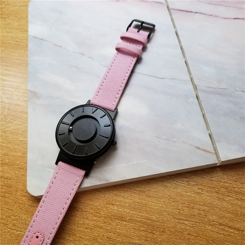 magnetic ball watch