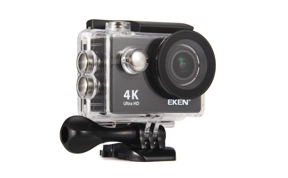 Cheap 4K Action Camera Front Waterproof case