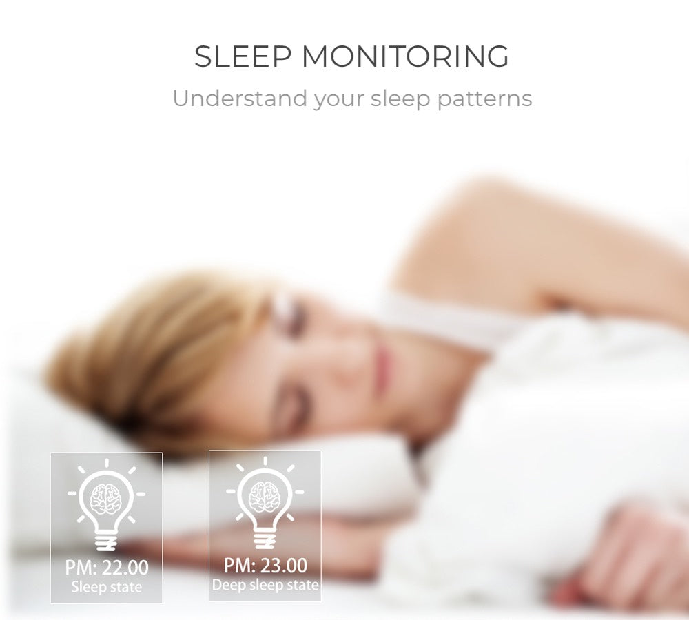 Blood pressure watch Sleep Monitor