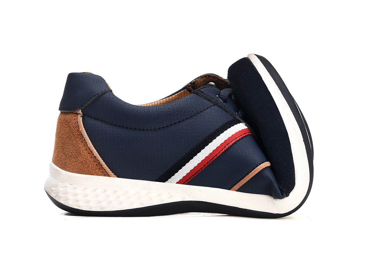 Surom™ Mens British Dapper Casual Shoes