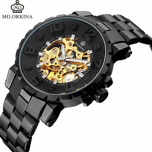 Orkina Military Mechanical Watch Bachelor Barn