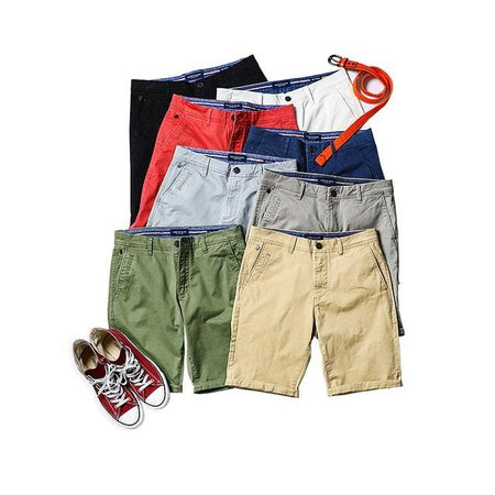 SIMWOOD 2018 Summer Casual Cotton Shorts