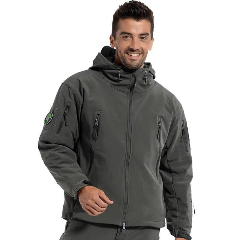 V5.0 Military Tactical Windproof Lurker Jacket.-Bachelor Barn