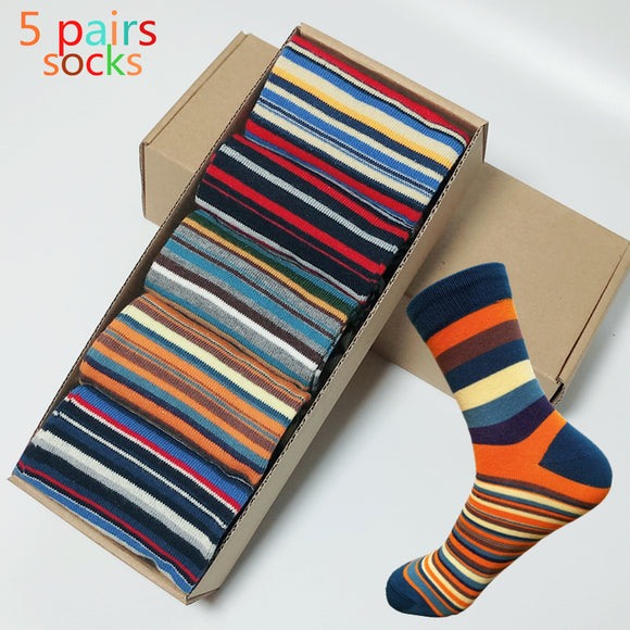 Men's Colorful Socks Bachelor Barn