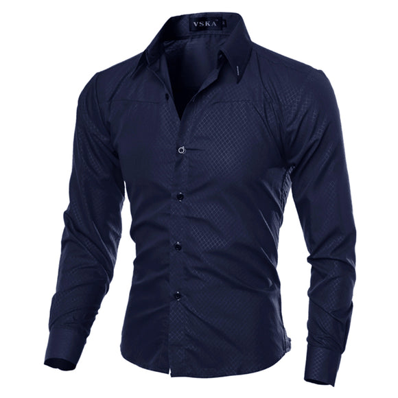 Men's Business Casual Shirt Bachelor Barn