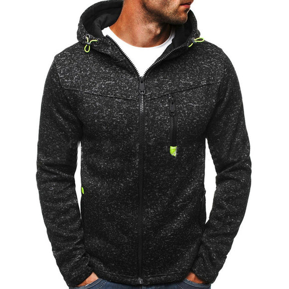 Zip Up Fleece Winter Hoodie Bachelor Barn