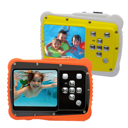 Kids Waterproof 5MP HD Digital Camera