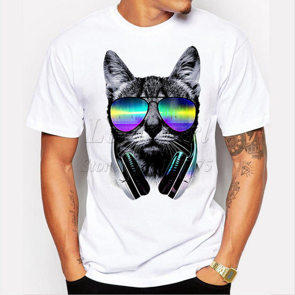 Cat Face Shirt Bachelor Barn
