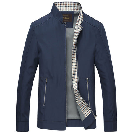 Slim Fit Smooth Jacket Bachelor Barn