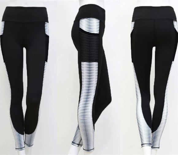 Womens' Gym Leggings Bachelor Barn