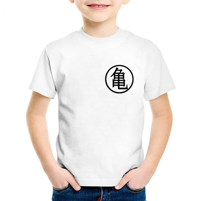 Super Saiyan Goku Dragon Ball Z Kids T-Shirt